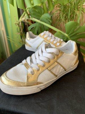 Guess sneaker weiß gold