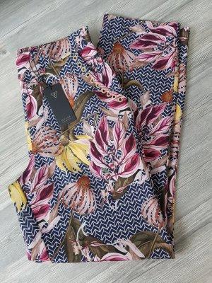 Guess Pantalone jersey multicolore