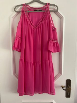 Guess Letnia sukienka różowy