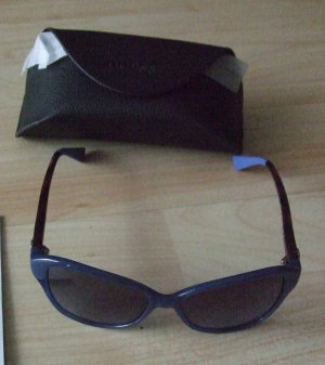 Guess Butterfly bril blauw kunststof