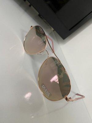 Guess Pilotenbril roségoud-goud