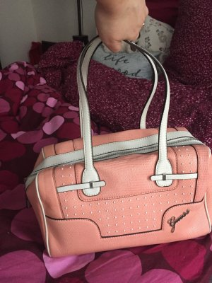 Guess Handbag multicolored leather