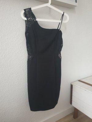 Guess Off the shoulder jurk zwart