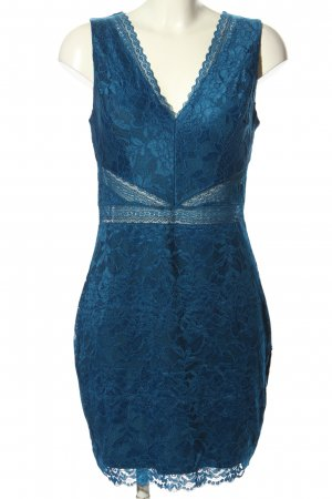 Guess Lace Dress blue party style