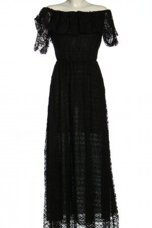 Guess Lace Dress black casual look