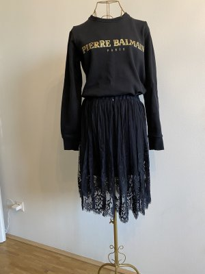Guess Pleated Skirt black