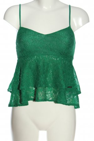 Guess Kanten topje groen elegant