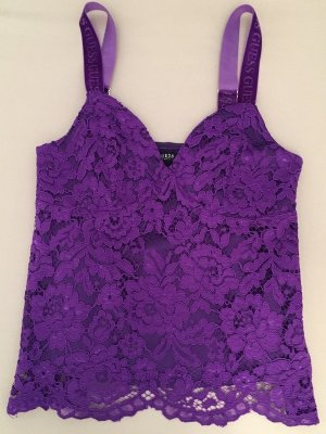 Guess Lace Top lilac
