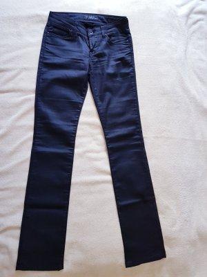 Guess Spodnie materiałowe czarny