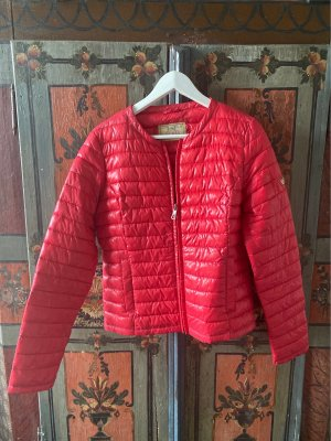 Guess Short Jacket brick red