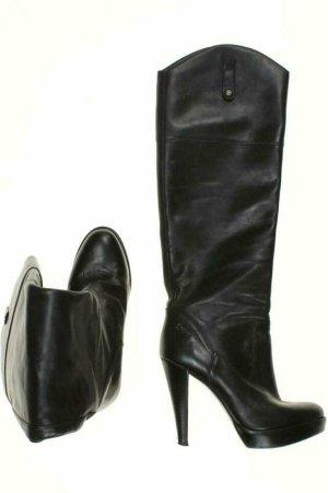 GUESS Stiefel Damen Gr. DE 37 Echtes Leder schwarz
