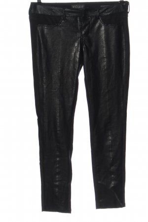 Guess Jersey Pants black casual look