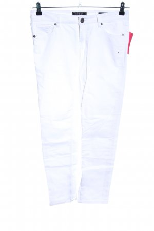 Guess Stoffhose weiß Casual-Look