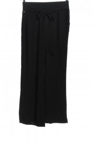 Guess Stoffhose schwarz Casual-Look