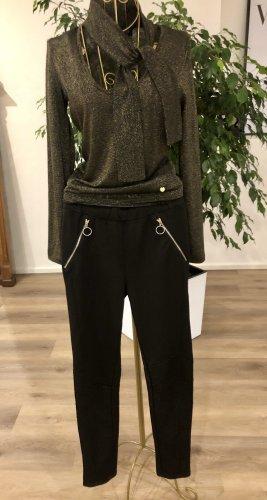 Guess Pantalon fuselé noir
