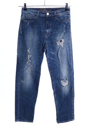 "Guess Straight-Leg Jeans ""Model Jean"" blau"