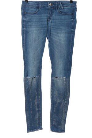 Guess Stretch Jeans blau Casual-Look