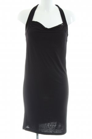 Guess Stretchkleid schwarz Casual-Look