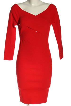 Guess Knitted Dress red elegant