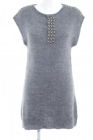 Guess Strickkleid grau Casual-Look