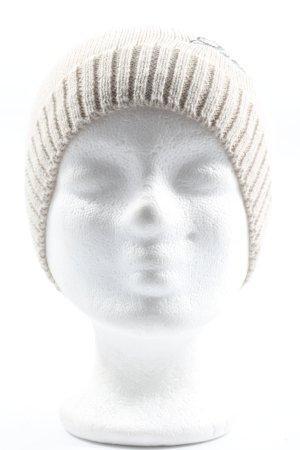 Guess Sombrero de punto blanco puro look casual