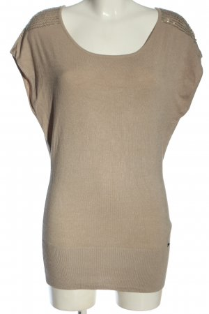 Guess Strickshirt beige Elegant