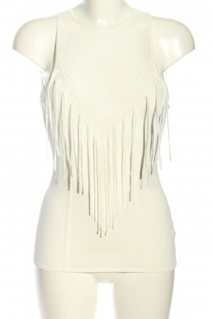 Guess Knitted Top cream extravagant style
