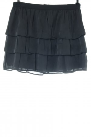 Guess Falda gitana negro elegante