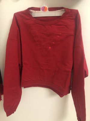 Guess Sweat Shirt red