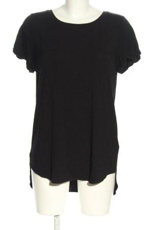 Guess T-Shirt schwarz Casual-Look