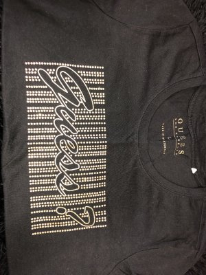 Guess T-Shirt Black L