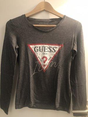 Guess Camiseta gris
