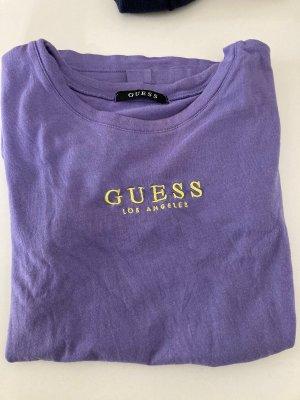 Guess T-Shirt Lila