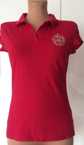 GUESS t-shirt, rot, Small