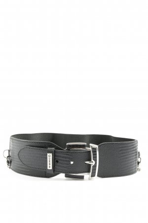 Guess Waist Belt black animal pattern casual look