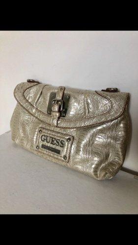Guess Borsa clutch argento