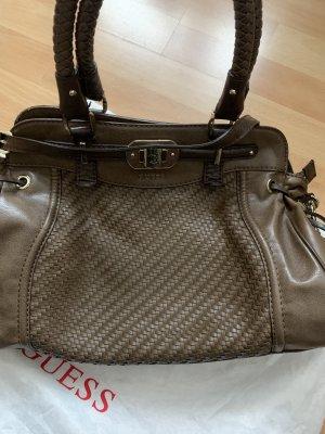 Guess Handbag bronze-colored-brown