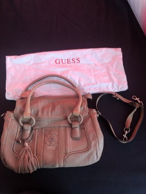 Guess Shoulder Bag light brown
