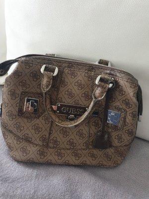 Guess Handbag light brown-brown