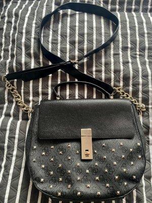 Guess Handbag black-grey