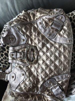 Guess Shoulder Bag bronze-colored-rose-gold-coloured
