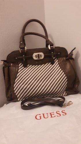 Guess Shoulder Bag multicolored imitation leather