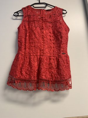 Guess Blouse topje rood