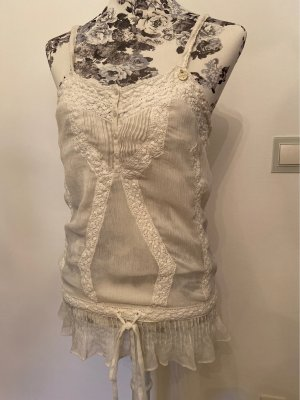 Guess Blouse Top white-natural white