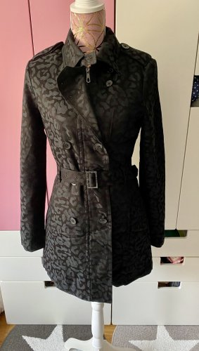 Guess Trench Coat black