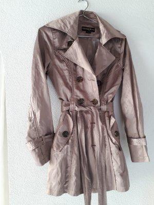 Guess Jeans Between-Seasons-Coat taupe