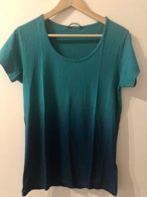 Guess Tshirt mit Farbverlauf
