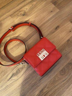 Guess Gekruiste tas rood-goud