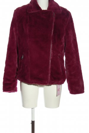 Guess Reversible Jacket pink quilting pattern casual look