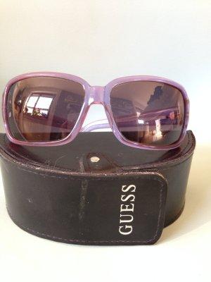 Guess Gafas de sol cuadradas malva